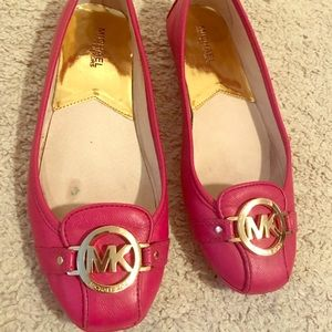 Michael Kors Authentic pink flats